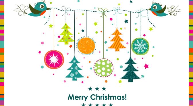 Krásné a klidné prožití vánočních svátků